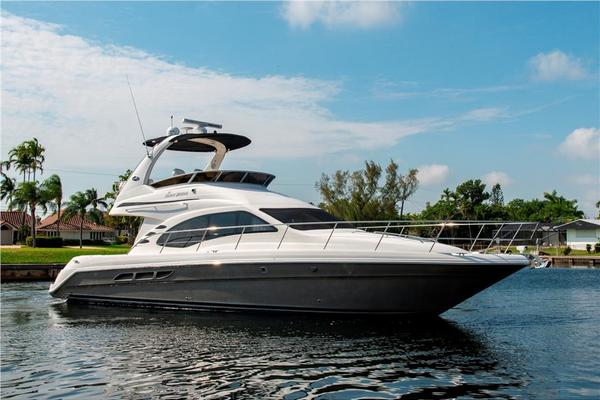 44' Sea Ray Cruiser 2006 | Live A Little