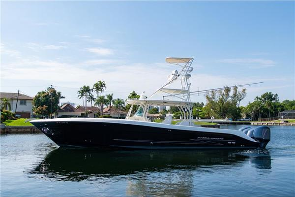 42' Hydra-sports 4200 Sportfish 2011 | No Name