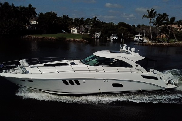 Sea Ray 54' Sundancer 2012