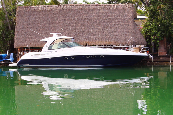 50' Sea Ray 50 Sundancer 2004 | Blue Ray