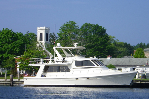 Offshore Yachts 48' 2001 | Chapter 8