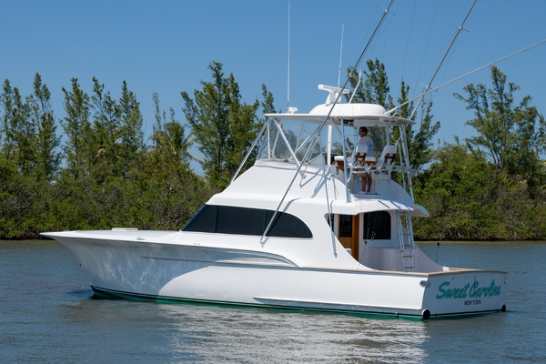 47' Buddy Davis Sportfish 1988 | Sweet Carolina