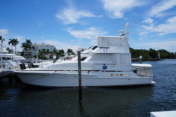 54' Bertram Motor Yacht 1976 | Wave Dancer