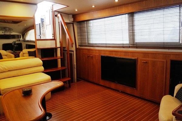 1976Bertram 54 ft Motor Yacht   Wave Dancer