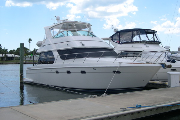 45' Carver 450 Voyager Pilothouse 2004 | Sandy Bottom