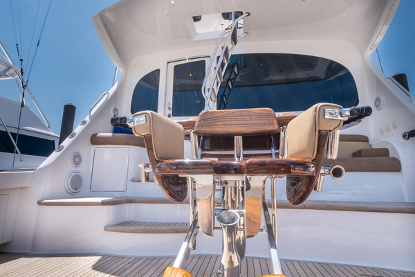 2013 Viking 66' 66 Convertible Slight Edge | Picture 5 of 45