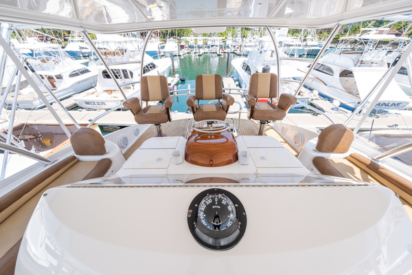 2013 Viking 66' 66 Convertible Slight Edge | Picture 6 of 45