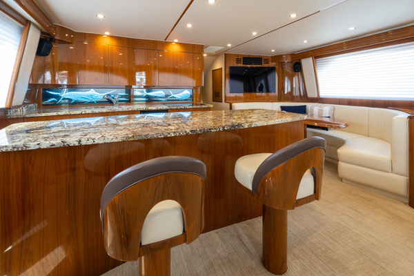 Picture Of: 66' Viking 66 Convertible 2013 Yacht For Sale | 4 of 45