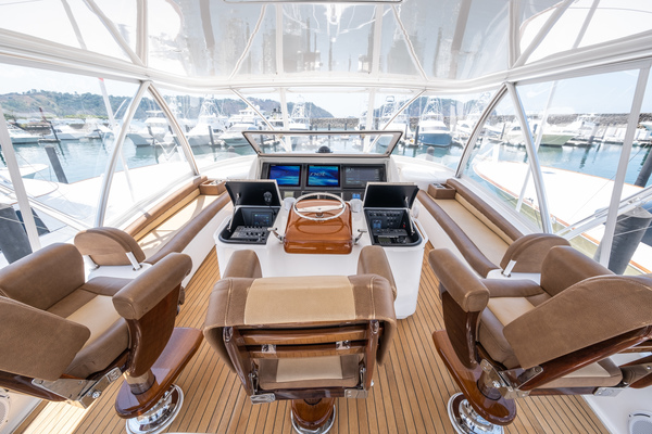 2013 Viking 66' 66 Convertible Slight Edge | Picture 7 of 45