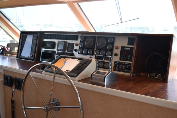 1977Hatteras 82 ft Flybridge Motor Yacht   Chapter 2