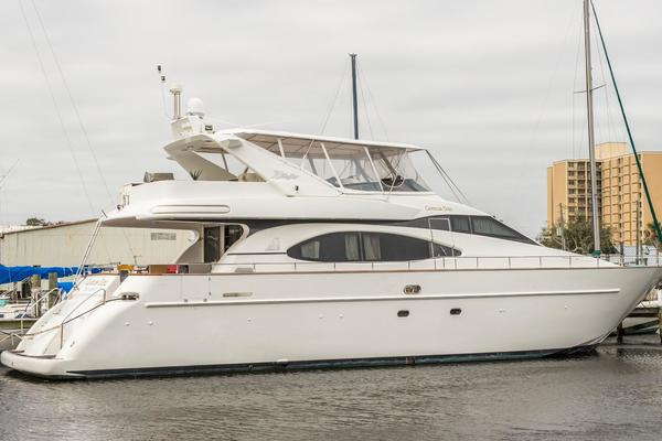 69' Azimut 70 Sea-jet 1996 | Canflor Girl