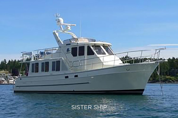 45' North Pacific 43 Pilothouse 2010 | Caribbean Ranger