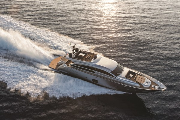 Picture Of: 92' Pershing 92 2012 Yacht For Sale | 2 of 28