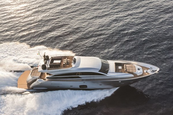 Picture Of: 92' Pershing 92 2012 Yacht For Sale | 4 of 28