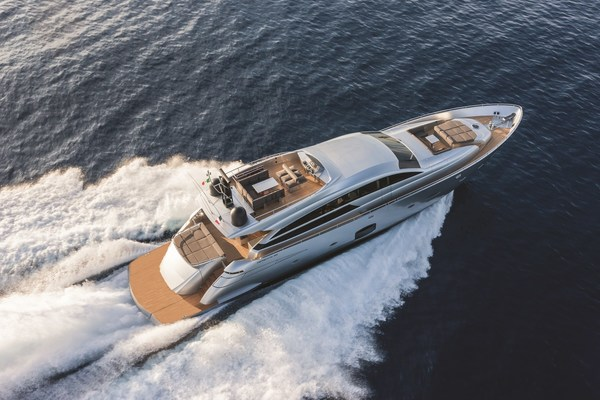 Picture Of: 92' Pershing 92 2012 Yacht For Sale | 3 of 28