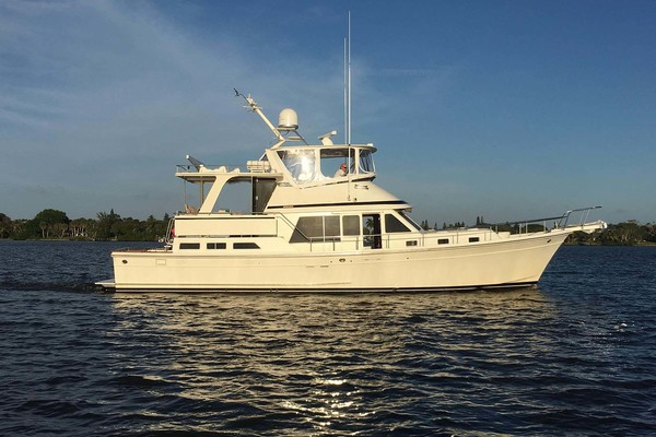 48' Offshore 48 Yachtfisher 1998 | Pole Pusher Ii