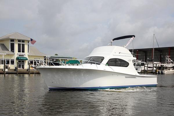 37' Ocean Yachts 37 Billfish 2014 | Zq