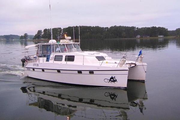 44' Endeavour 44 Trawler Cat 2006 | Iffin