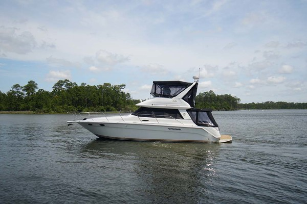 37' Sea Ray 370 Sedan Bridge 1996 | Knot On Duty