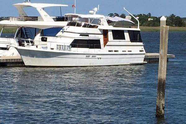 49' Gulfstar Motor Yacht 1987 | Philos