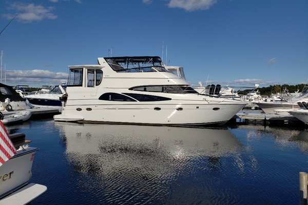 This 2005 46 Carver 446 for Sale  SYS Yacht Sales