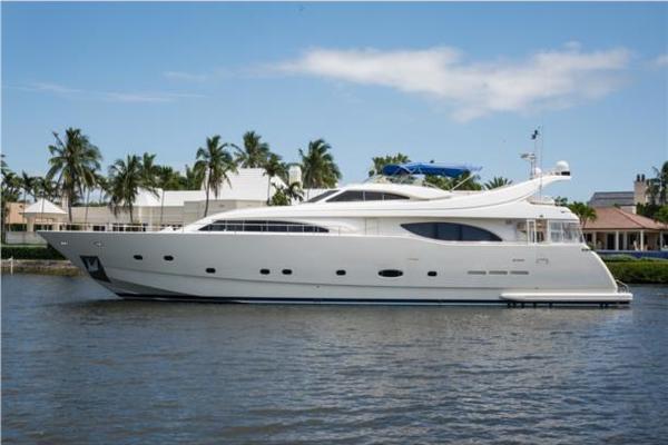94' Ferretti Yachts Motor Yacht 2003 | Tomorrow We Ride