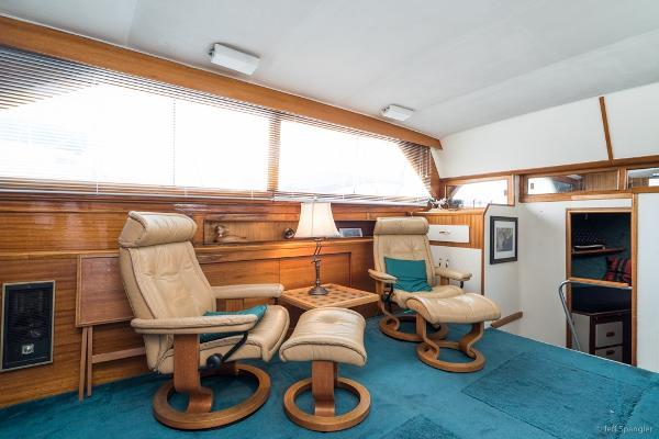 Picture Of: 39' Pacemaker Motoryacht 1973 Yacht For Sale | 4 of 57