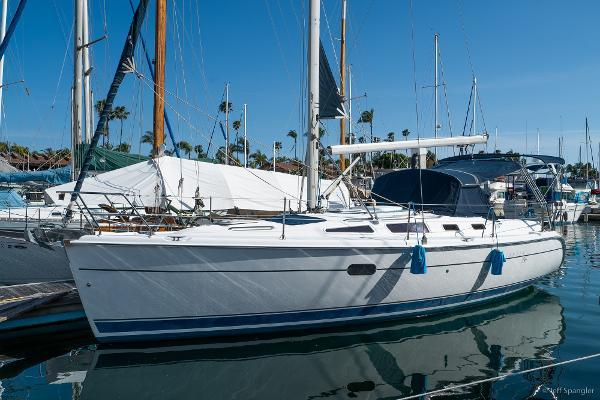 35' Hunter 356 2002 | Knot Too Tipsea