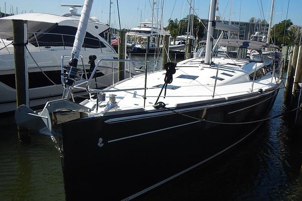 photo of 56' Beneteau Sense 55 2015