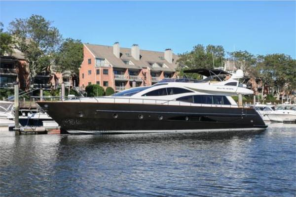 75' Riva Motor Yacht 2009 | Dealership