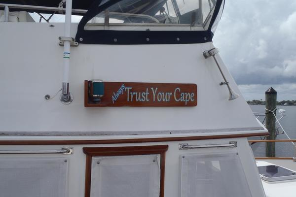 Picture Of: 43' Grand Banks 42' Classic 1996 Yacht For Sale   3 of 60