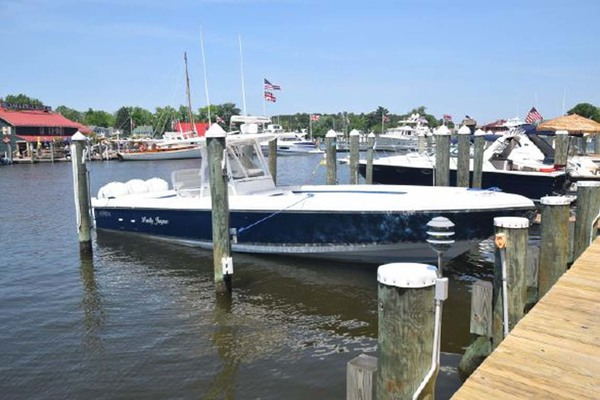 Intrepid 37' 370 Open 2009  Intrepid