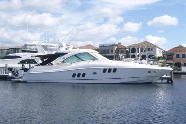 60' Sea Ray Cruiser 2008 | Statisfied