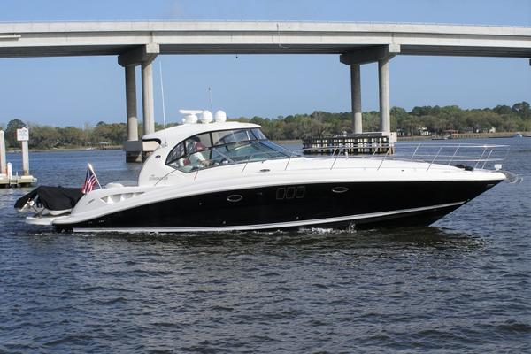 Sea Ray 45' 44 Sundancer 2008