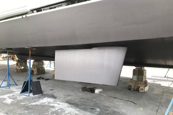 2018Hatteras 90 ft M90   SnowGhost