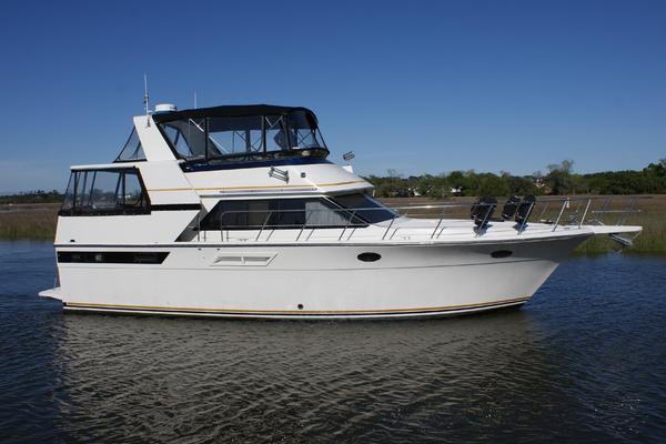 Californian 45' 45 Motor Yacht 1990