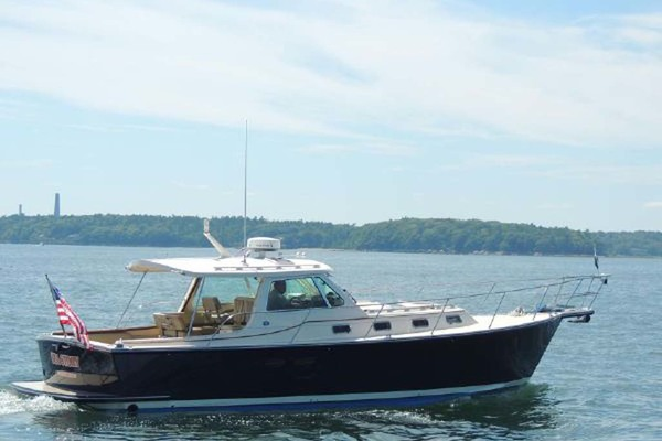 36' Island Packet Downeast Express 2002 | Morning Glory