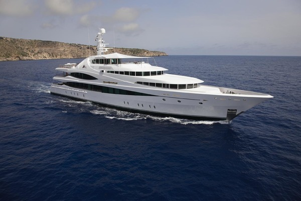 2014 ISA 216ft Luxury Motor Yacht OKTO Yacht for Sale
