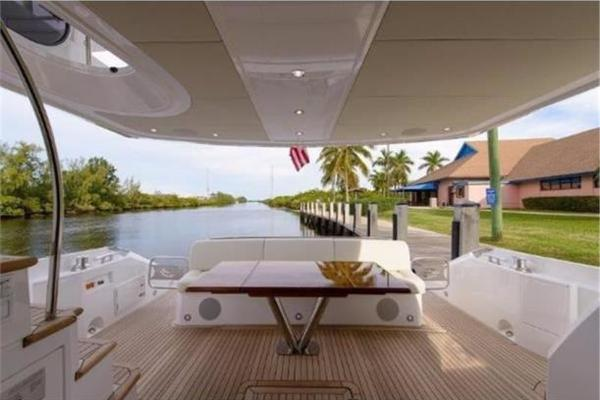 Picture Of: 65' Sunseeker Manhattan 65 2016 Yacht For Sale | 3 of 36