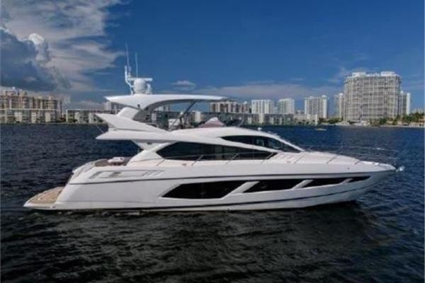 Picture Of: 65' Sunseeker Manhattan 65 2016 Yacht For Sale | 1 of 36