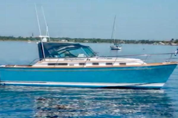 36' Sabre 36 Express Mark Ii 2002 | Deregulation V