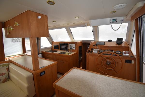 1999Mainship 43 ft 430 trawler   Ahava