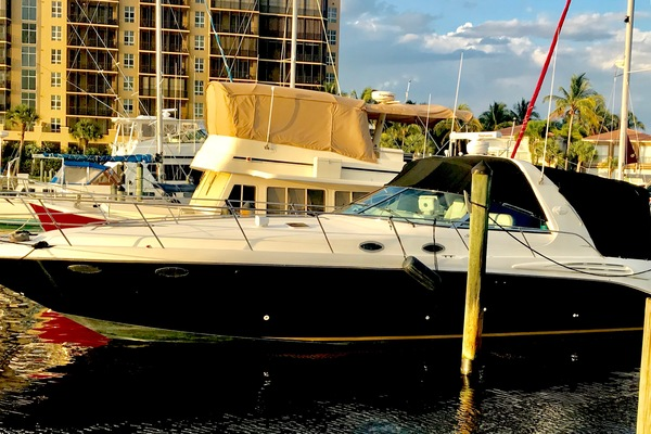 1997Sea Ray 40 ft 400 Sundancer