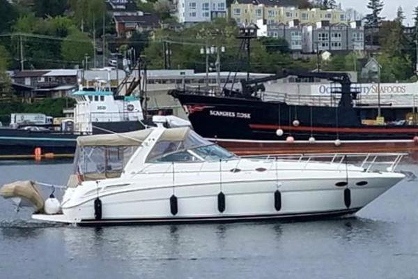 38' Sea Ray Sundancer 380 1999 | Astrid Solvi