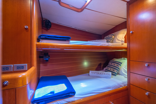 1988 Nautor Swan 86' 86 ASPIRATION | Picture 6 of 35