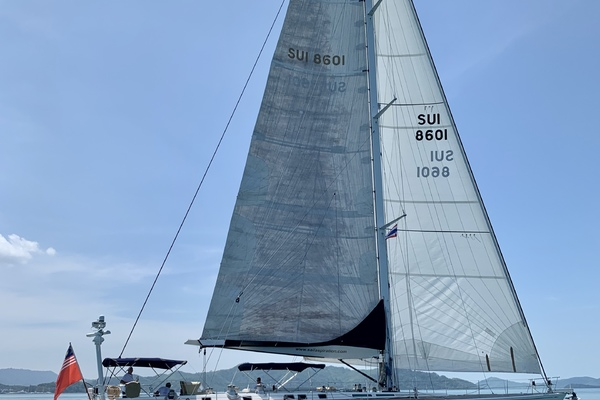 1988 Nautor Swan 86' 86 ASPIRATION | Picture 1 of 35