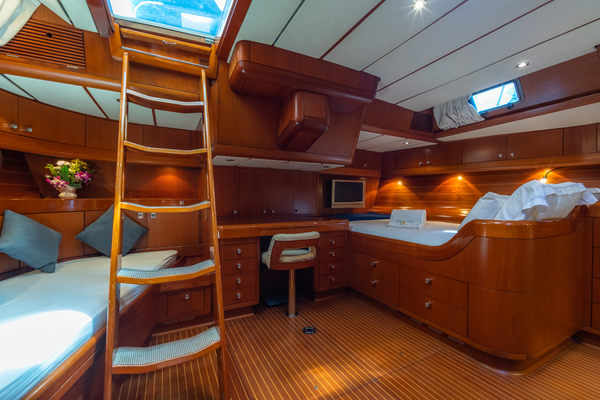 1988 Nautor Swan 86' 86 ASPIRATION | Picture 3 of 35