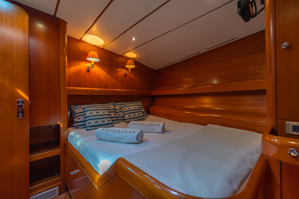 1988 Nautor Swan 86' 86 ASPIRATION | Picture 5 of 35