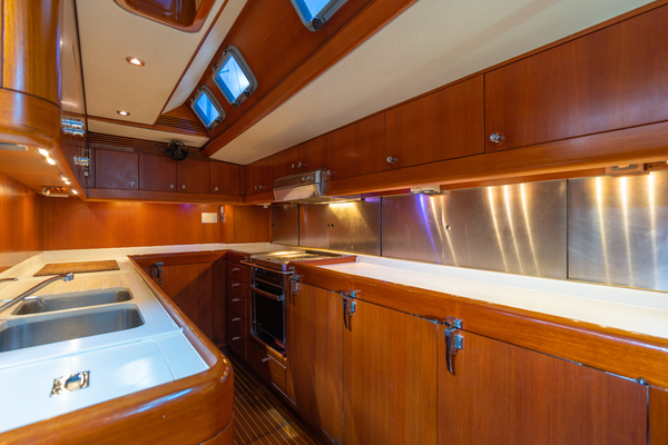 1988 Nautor Swan 86' 86 ASPIRATION | Picture 2 of 35