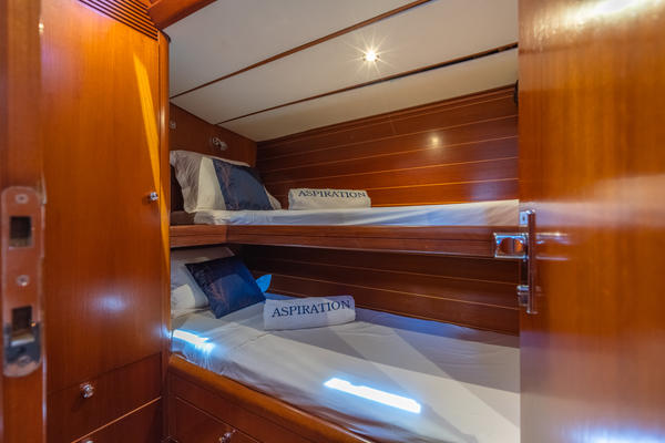 1988 Nautor Swan 86' 86 ASPIRATION | Picture 8 of 35